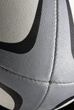 Rugby ball close up Royalty Free Stock Image
