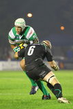 Rugby Celtic League; Benetton vs Connacht Royalty Free Stock Photography