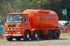 Rugby Cement lorry Royalty Free Stock Image