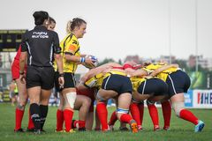 Womens European Championship Rugby 7