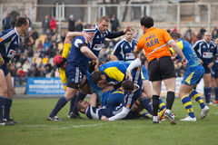 Rugby Royalty Free Stock Images