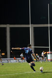 rugby för rcnm för match för colomiers d2 pro oss vs Royaltyfri Foto