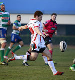 RUGBY GUINNESS PRO 12, BENETTON VS ULSTER - JACKSON Royalty Free Stock Photo