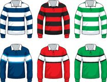 Rugby Jersey Royalty Free Stock Image