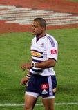 Rugby Juan De Jongh Stormers Sudafrica 2012 Immagine Stock