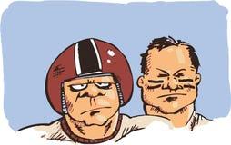 Rugby-Kerle Stockbilder