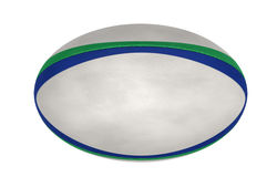 Rugby-Kugel Stockbild