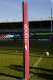 Rugby League: Harlequins vs Wakefield Royalty Free Stock Photos