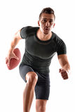 Rugby man. Stock Image
