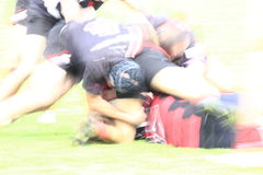 Rugby Player Background Stock Images