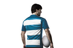 Rugby player Stock Image