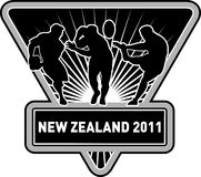 Rugby Player New Zealand 2011 Stock Photo