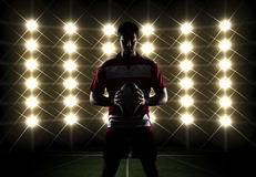 Rugby player Stock Images