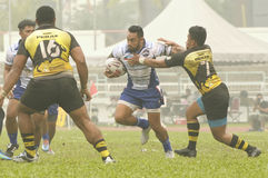 Rugby 33rd Agong Cup 2015 Royalty Free Stock Image