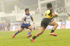 Rugby 33rd Agong Cup 2015 Stock Images