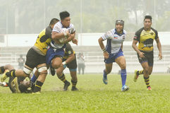 Rugby 33rd Agong Cup 2015 Stock Photos