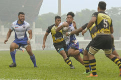 Rugby 33rd Agong Cup 2015 Stock Photo