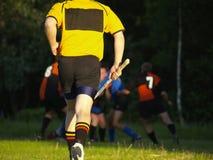 Rugby refeere Lizenzfreie Stockfotos
