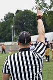 Rugby referee Royalty Free Stock Photography