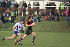 Rugby - Richard van den Broek Stock Photography