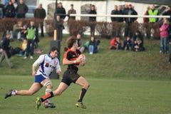 Rugby - Richard van den Broek Stock Photography