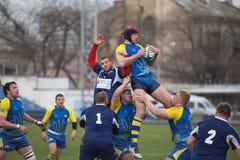 Rugby Lizenzfreie Stockfotografie
