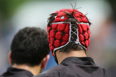 Rugby scrum cap Royalty Free Stock Image