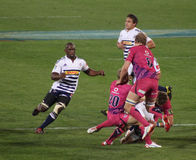 Rugby Siya Kolisi Stormers South Africa 2012 Stock Photo