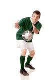 Rugby-Spieler Lizenzfreie Stockbilder