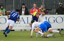 Rugby test match Italy vs Samoa; Lemi Royalty Free Stock Photos