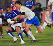 Rugby test match Italy vs Samoa; Zanni Royalty Free Stock Photo