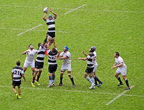 Rugby at Twickenham Stock Photography