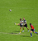 Rugby at Twickenham Royalty Free Stock Photos