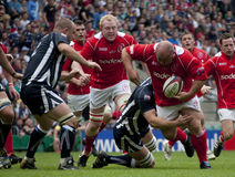 Rugby Union: Army vs Navy Stock Photography