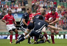 Rugby Union: Army vs Navy Stock Photo