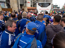 Rugby union european (heineken) cup final Royalty Free Stock Photos