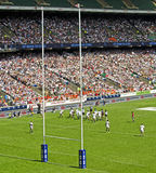 Rugby Union at Twickenham Royalty Free Stock Photos