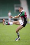 rugby v för liga för bradford tjurharlequins Arkivbild