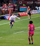 Rugby vd Heever Stormers South Africa 2012 Stock Photography