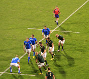 Rugby World Cup 2011 South Africa versus Namibia Stock Images