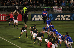 Rugby World Cup 2011 South Africa versus Namibia Stock Photo