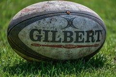 Rugbyball Stockbilder