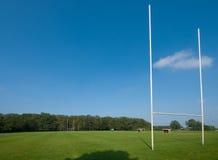 Rugbyfeld Stockbilder