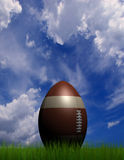 Rugbykugel Lizenzfreies Stockfoto