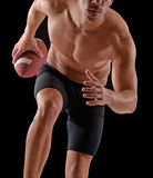 RugbyPlayer Stock Images