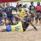rugbyredskap Royaltyfri Bild
