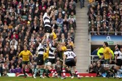 Rugbyunie Royalty-vrije Stock Afbeelding