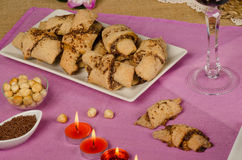 Rugelach Images stock