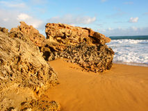 Rugged Australia Coastline Royalty Free Stock Images