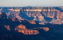 Grand Canyon North Rim Scenic Beauty. The rugged beauty of the grand canyon from the north rim Royalty Free Stock Images